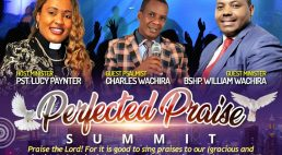 Glorious Power Church Invites all for 3rd Annual Perfected Praise Summit June 28th – 30th 2019