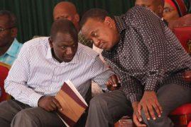 Uhuru appoints deputy chief of staff