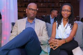 Wambui Kamiru: The pillar during Bob Collymore's last days