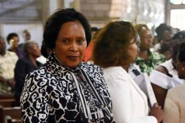 Outrage over Mary Wambui appointment to Employment Authority