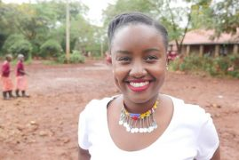 "Meet Wawira Njiru, Founder Of Food For Education  ""A hungry child can't learn."""