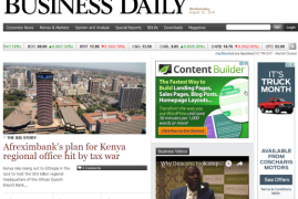 Nation Media Group to implement a paywall on Business Daily website in order to increase revenue,