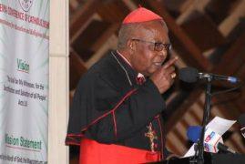 Who will succeed John Cardinal Njue?