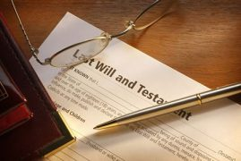Do you have a will? Write one now to save your family pain and agon