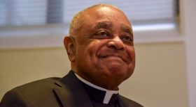 Pope Francis names first African-American cardinal