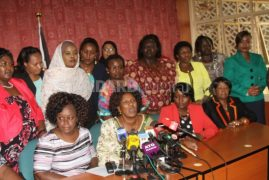 Kenyan Women MPs fury over sexual harrasment