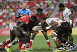 Kenya plans big bash for rugby heroes