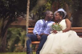 PHOTOS: Youngest PhD holder in Kenya weds with Sh350,000 budget