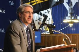 Yale President Peter Salovey Begins 3-Day visit to Kenya
