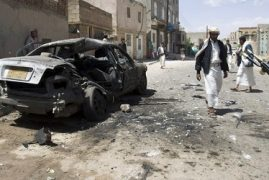 137 dead, 345 wounded as  3 suicide bombings target Shiite rebel mosques in Yemen