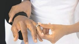 Wedding Ceremony stopped after man claims he fathered both bride and groom with different women in Tana River